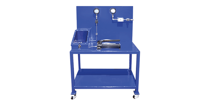 Gauge Calibration Rig