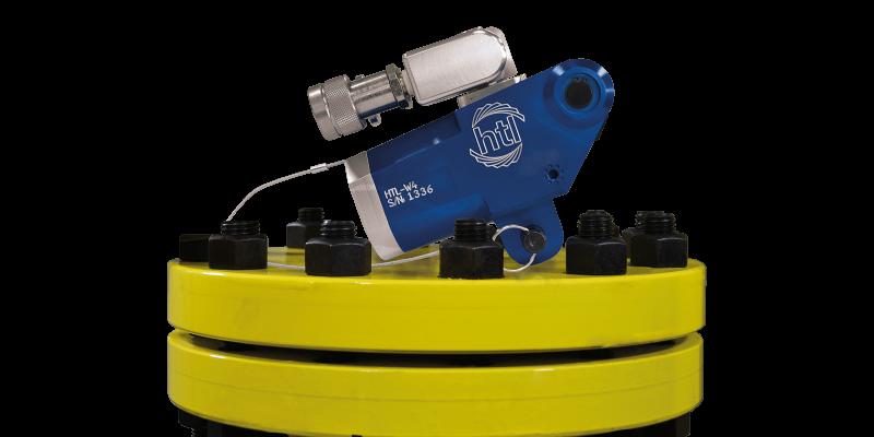 3-in-1 Hydraulic Torque Wrench Power Head