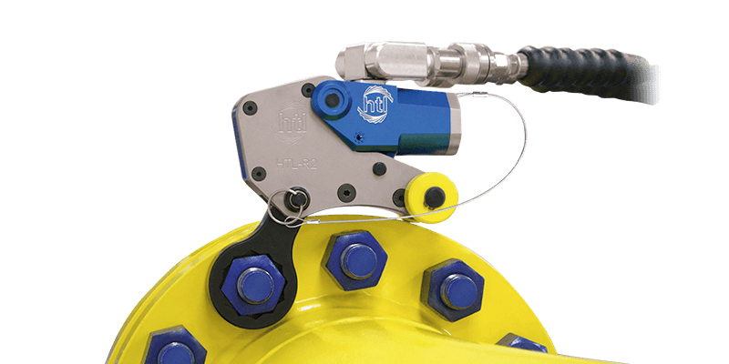Ultra-Low Clearance Hydraulic Torque Wrench