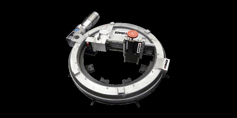 Mirage Machines MM600e Flange Facing Machine (0mm - 610mm)