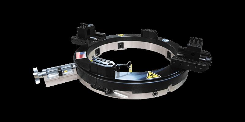 NB DL Ricci Clamshell Cutter (50.8mm - 914.4mm)