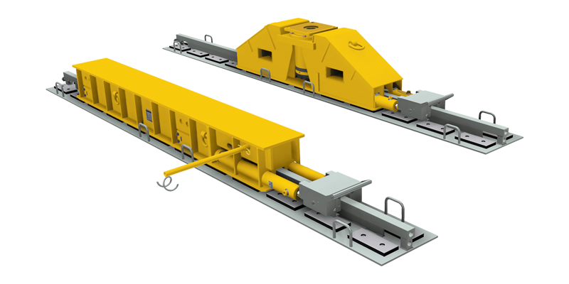 HSKB-Series (Skid Shoe Beam)