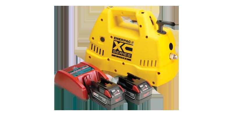XC Cordless Hydraulic Pumps